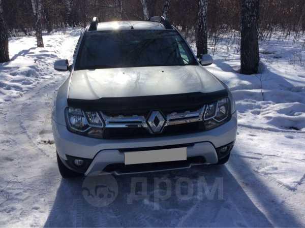 Renault Duster, 2015 год, 740 000 руб.