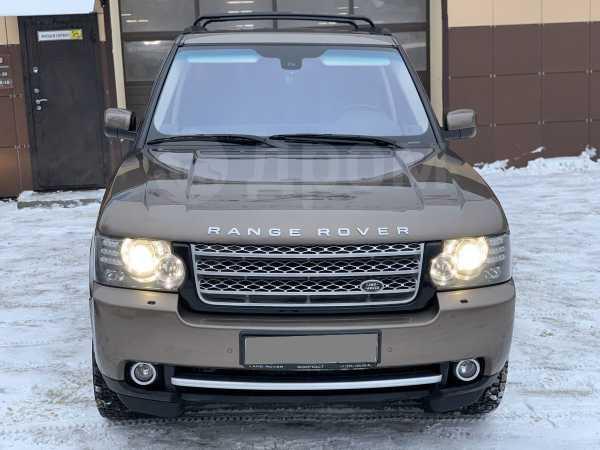 Land Rover Range Rover, 2012 год, 1 801 000 руб.