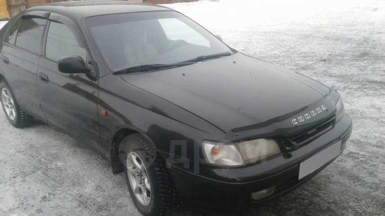Toyota Carina E, 1996 год, 205 000 руб.