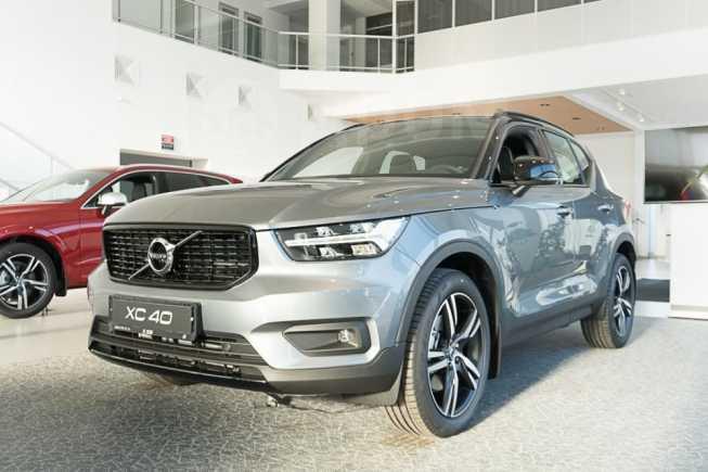 Volvo XC40, 2019 год, 3 381 900 руб.
