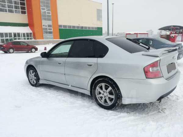 Subaru Legacy B4, 2004 год, 465 000 руб.