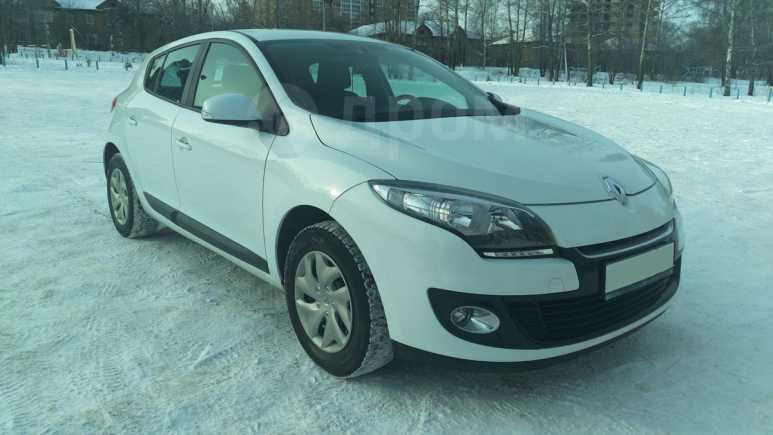 Renault Megane, 2014 год, 469 000 руб.
