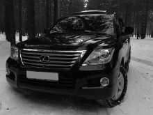 Урай Lexus LX570 2008