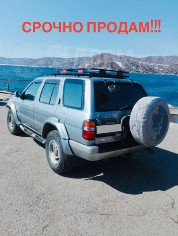 Nissan Terrano, 1997 год, 316 000 руб.