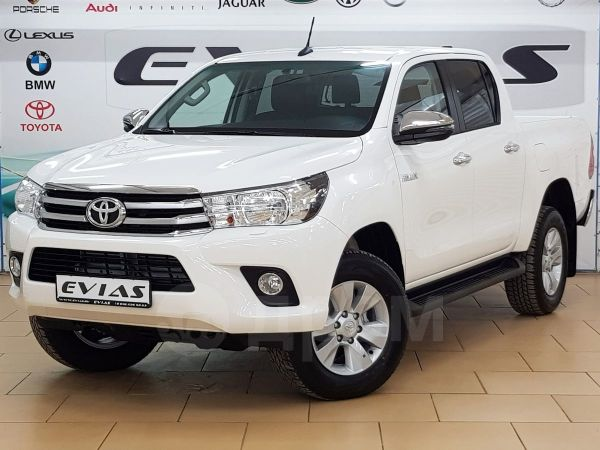 Toyota Hilux Pick Up, 2019 год, 2 450 000 руб.