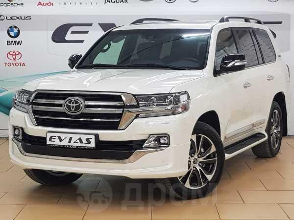 Toyota Land Cruiser, 2019 год, 6 180 000 руб.