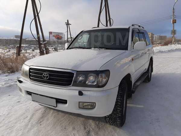 Toyota Land Cruiser, 2001 год, 960 000 руб.