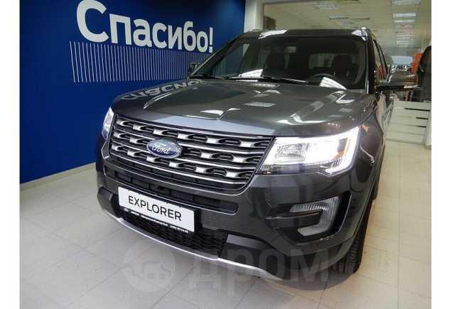 Ford Explorer, 2019 год, 3 234 522 руб.