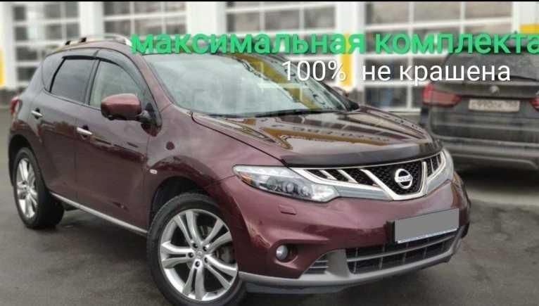 Nissan Murano, 2015 год, 1 370 000 руб.