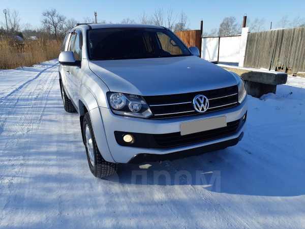 Volkswagen Amarok, 2010 год, 1 150 000 руб.