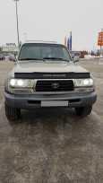 Toyota Land Cruiser, 1998 год, 620 000 руб.