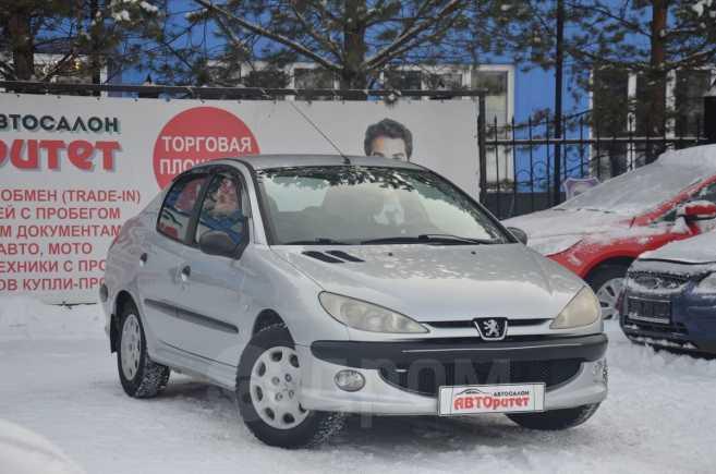 Peugeot 206, 2008 год, 199 000 руб.