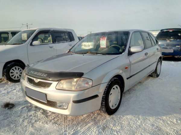 Mazda Familia S-Wagon, 2000 год, 224 000 руб.