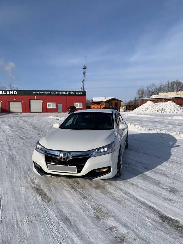 Honda Accord, 2014 год, 1 100 000 руб.