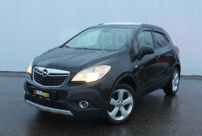 Opel Mokka, 2013 год, 635 000 руб.