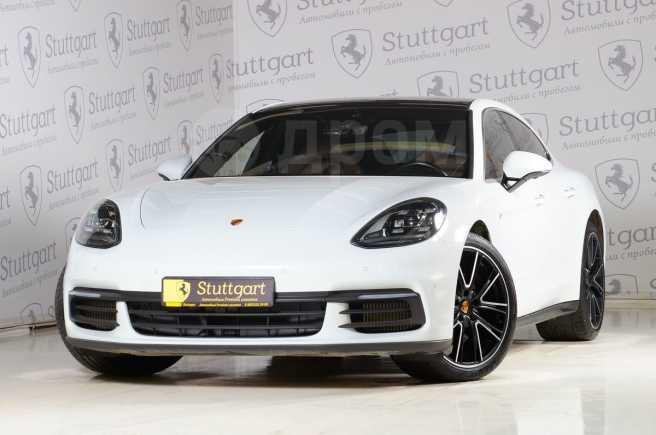 Porsche Panamera, 2016 год, 5 890 000 руб.