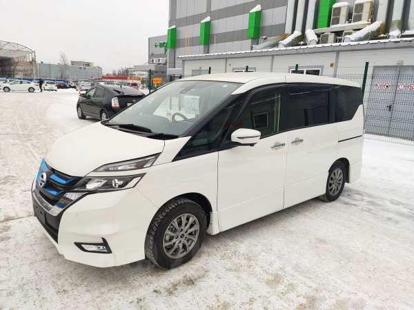 Nissan Serena, 2018 год, 1 830 000 руб.