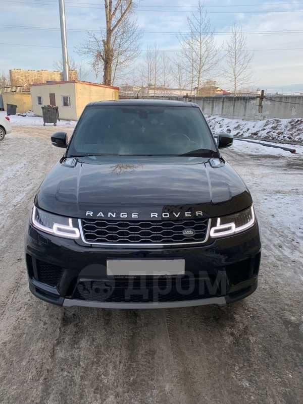 Land Rover Range Rover Sport, 2018 год, 4 590 000 руб.