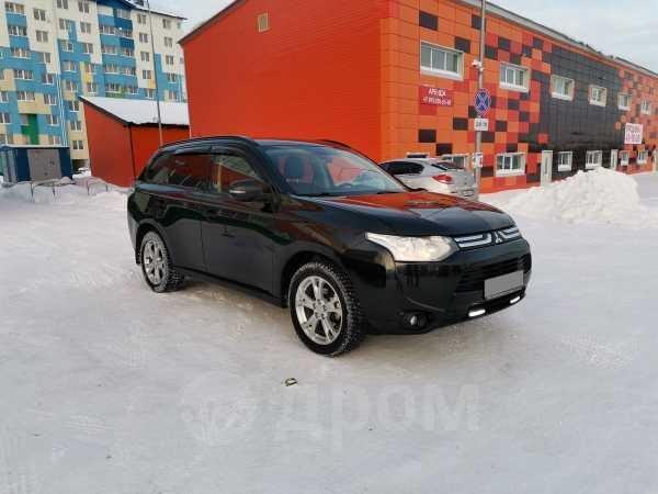 Mitsubishi Outlander, 2013 год, 1 060 000 руб.