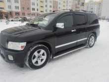Омск Infiniti QX56 2005