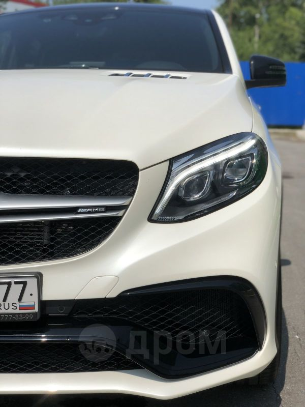 Mercedes-Benz GLE Coupe, 2017 год, 7 000 000 руб.
