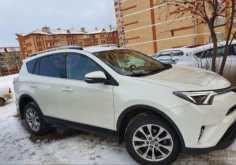 Якутск Toyota RAV4 2019