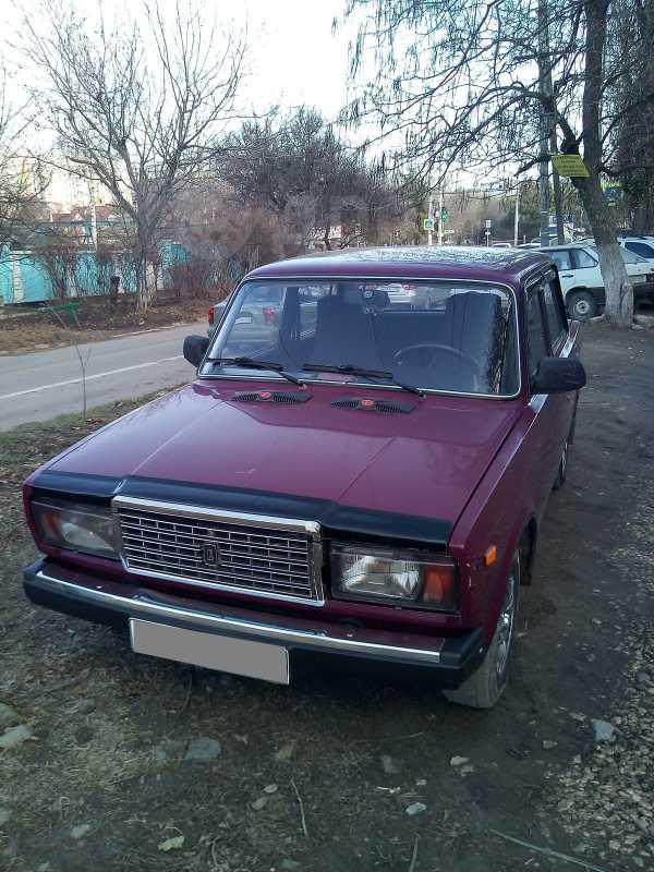 Лада 2107, 2002 год, 90 000 руб.