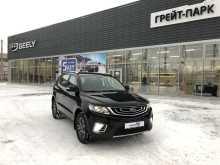 Новосибирск Emgrand X7 2019