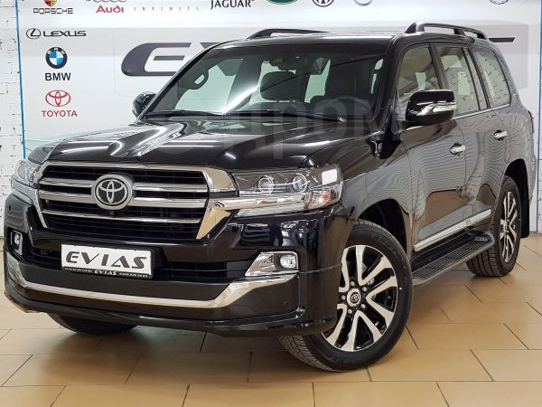 Toyota Land Cruiser, 2019 год, 6 100 000 руб.
