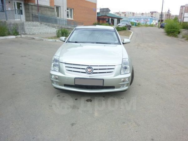 Cadillac STS, 2006 год, 650 000 руб.