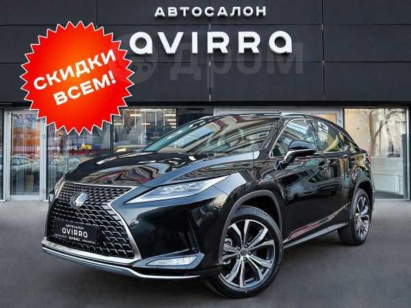 Lexus RX350, 2019 год, 4 179 000 руб.