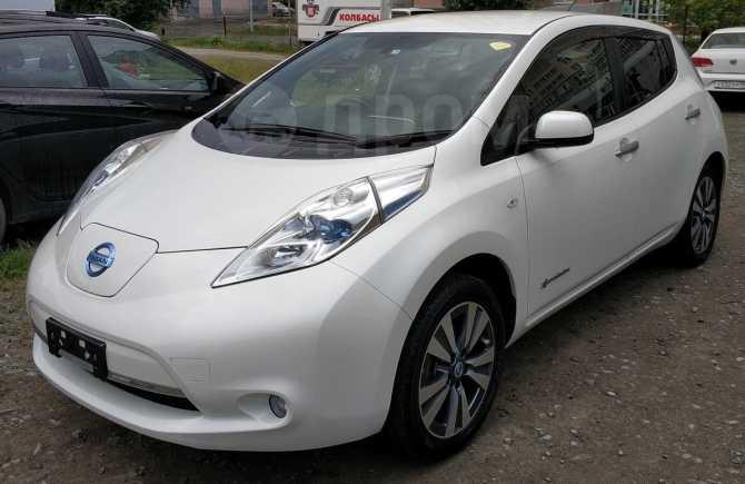 Nissan Leaf, 2013 год, 657 900 руб.
