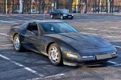 Москва Corvette 1995