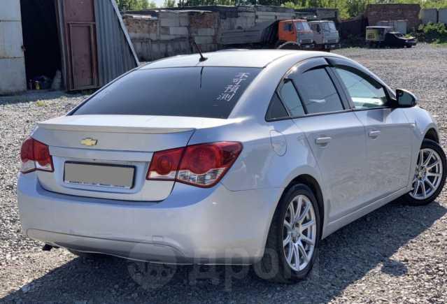 Chevrolet Cruze, 2010 год, 265 000 руб.