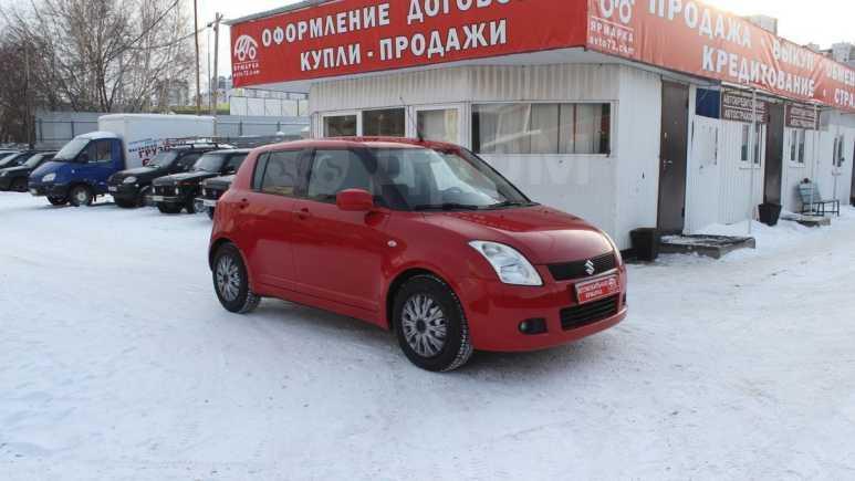 Suzuki Swift, 2007 год, 345 000 руб.