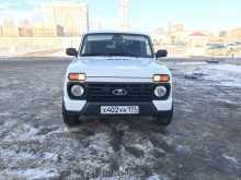 Челябинск 4x4 Урбан 2016