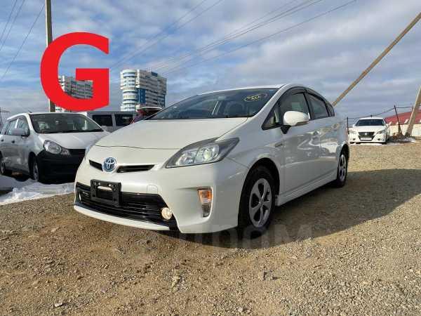 Toyota Prius, 2012 год, 808 000 руб.