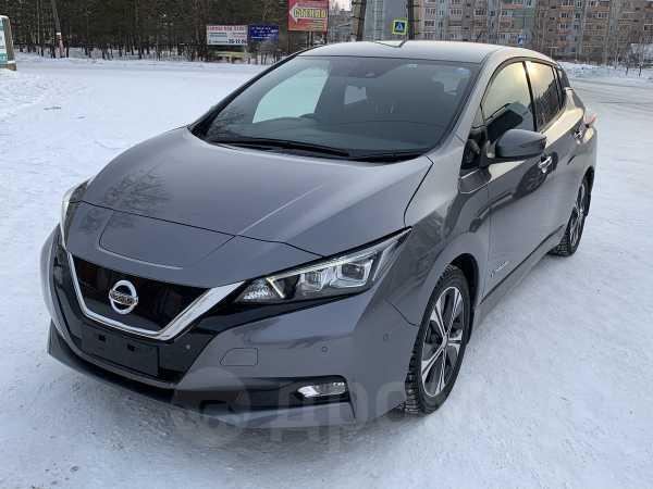 Nissan Leaf, 2018 год, 1 690 000 руб.
