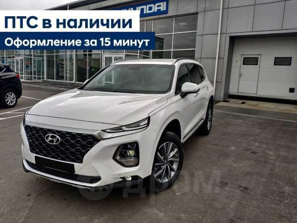 Hyundai Santa Fe, 2019 год, 2 659 000 руб.