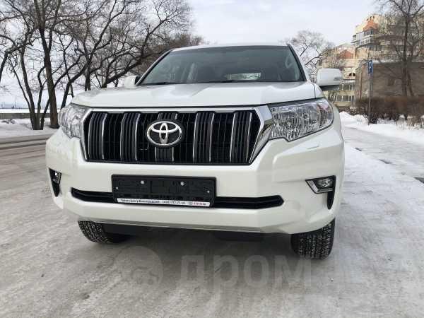 Toyota Land Cruiser Prado, 2019 год, 2 910 000 руб.