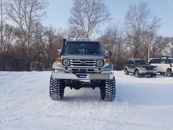 Toyota Land Cruiser, 2001 год, 1 880 000 руб.