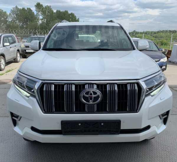 Toyota Land Cruiser Prado, 2019 год, 4 100 000 руб.