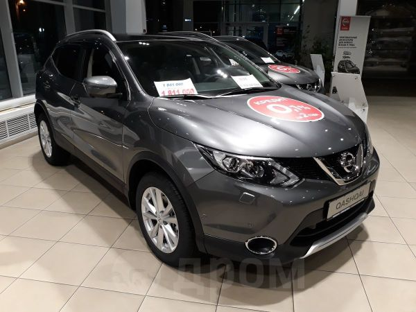 Nissan Qashqai, 2019 год, 1 941 000 руб.