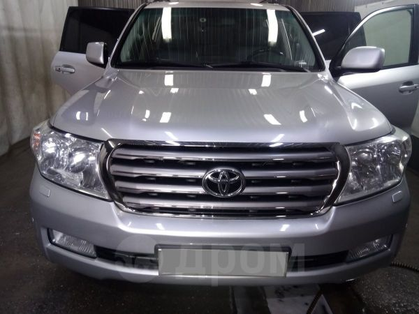 Toyota Land Cruiser, 2009 год, 1 650 000 руб.