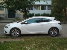 Челябинск Astra GTC 2012