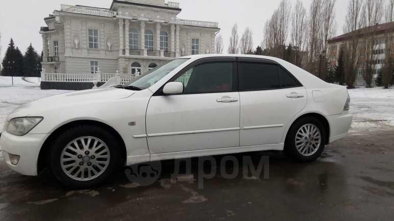 Toyota Altezza, 2003 год, 440 000 руб.