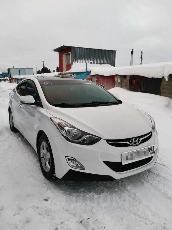 Hyundai Avante, 2011 год, 618 000 руб.