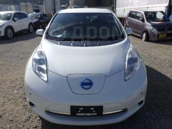 Nissan Leaf, 2013 год, 335 000 руб.