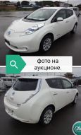 Nissan Leaf, 2014 год, 594 000 руб.