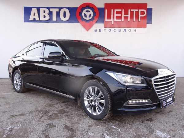 Hyundai Genesis, 2014 год, 1 270 000 руб.